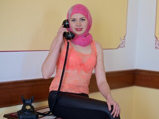 Jasmin webcam aHijabGirl